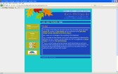 The Layout of the Website karl-philipp.de since June 10th, 2010